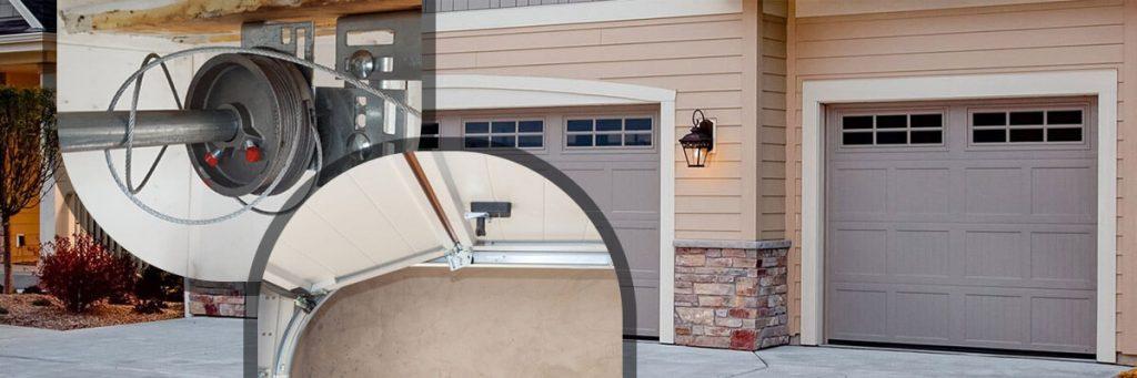 Garage Door Cables Repair Merced